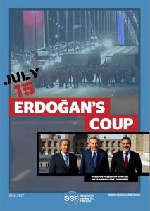 SCfF report on July 15