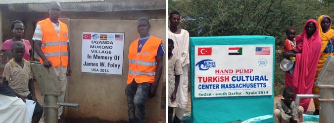 """Kimse Yok Mu and the Embrace Relief Aid Foundation, """"Clean Water"""" campaign"""